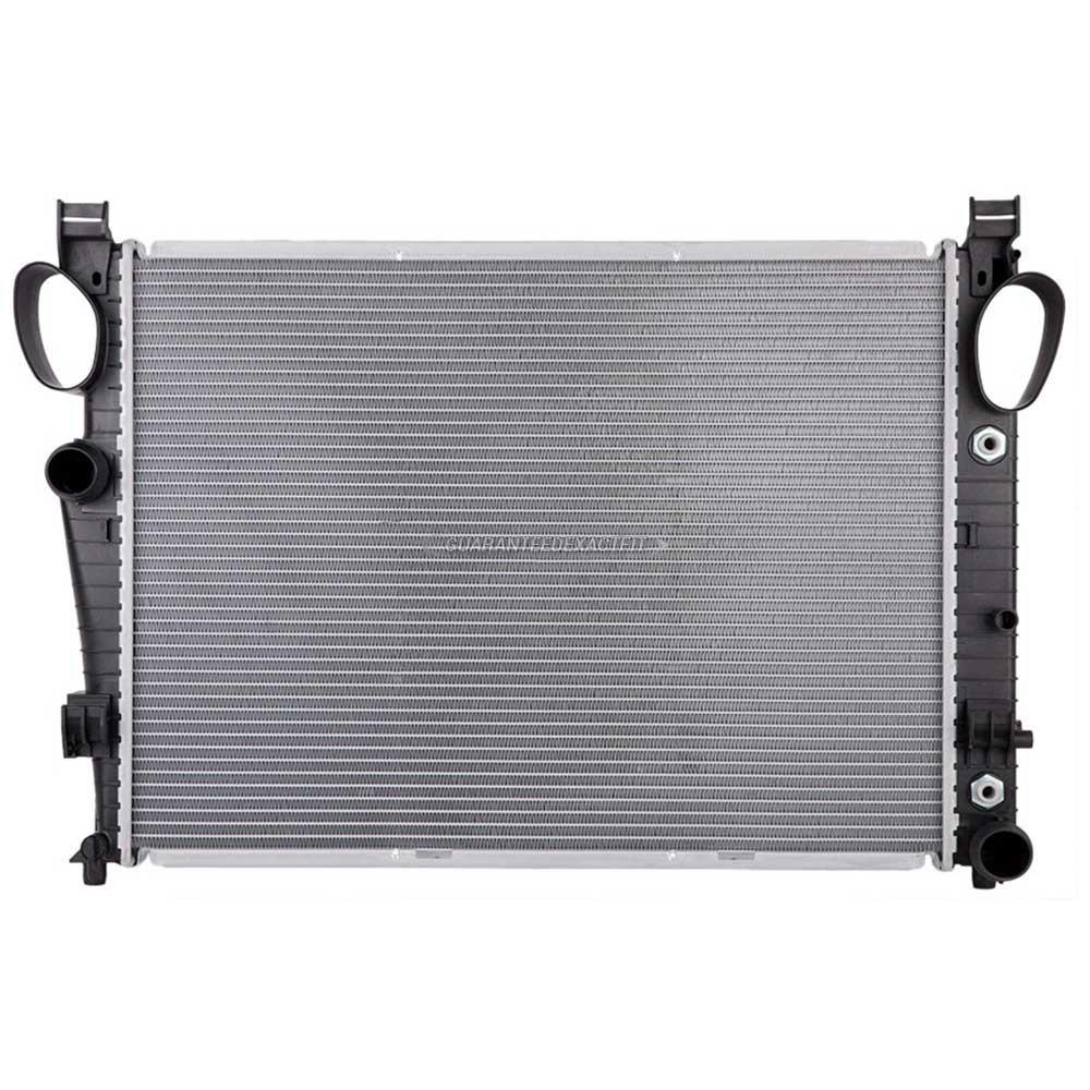 Mercedes_Benz SL600                          RadiatorRadiator