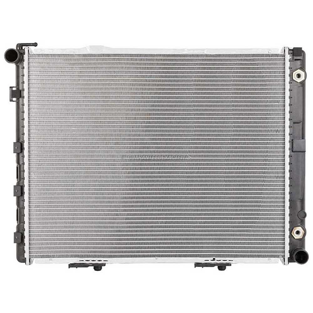 Mercedes benz 400e radiator parts view online part sale for Mercedes benz coolant