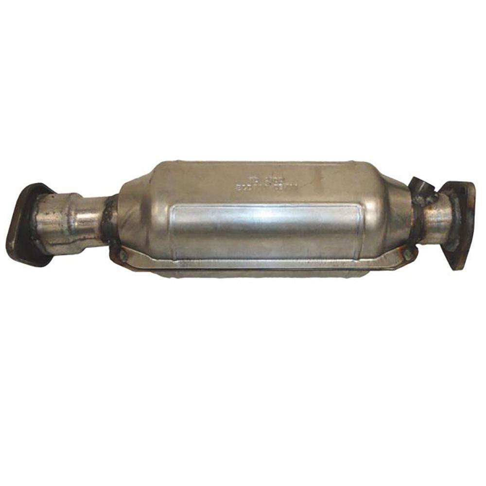 Honda Cr V Catalytic Converter Carb Approved Parts View Online Part Sale Turbochargerpros Com