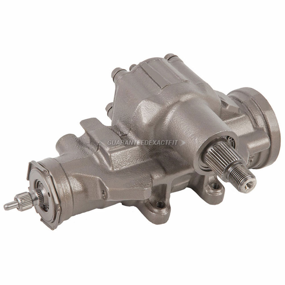 Pontiac Trans Sport                    Power Steering Gear BoxPower Steering Gear Box