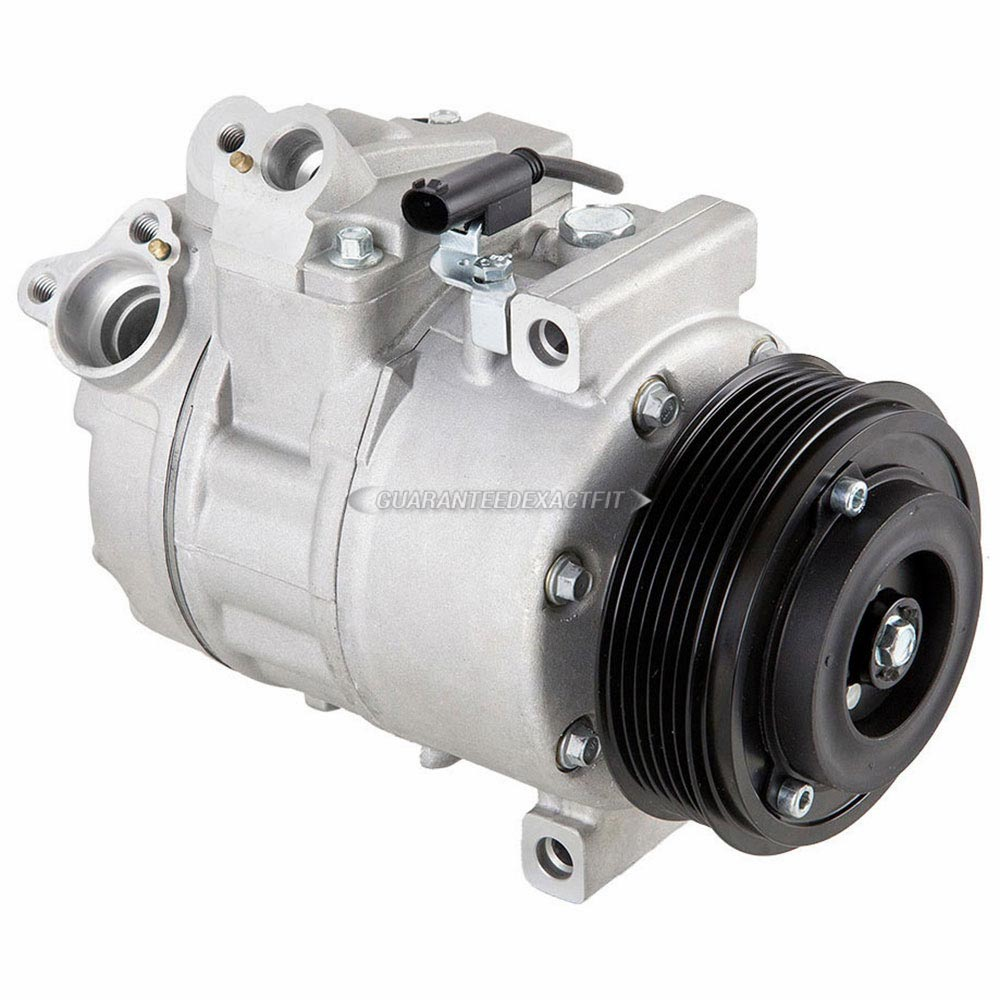 BMW 525                            A/C CompressorA/C Compressor