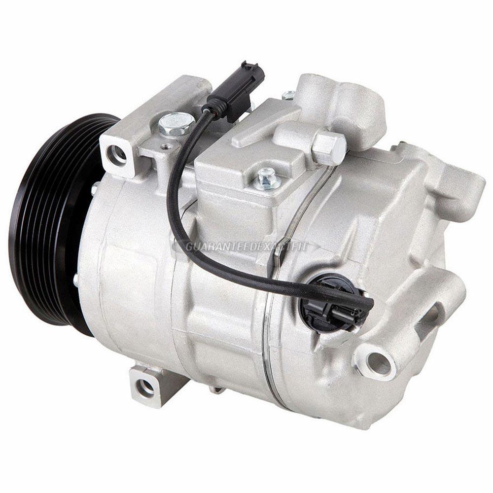 BMW 328xi                          A/C Compressor
