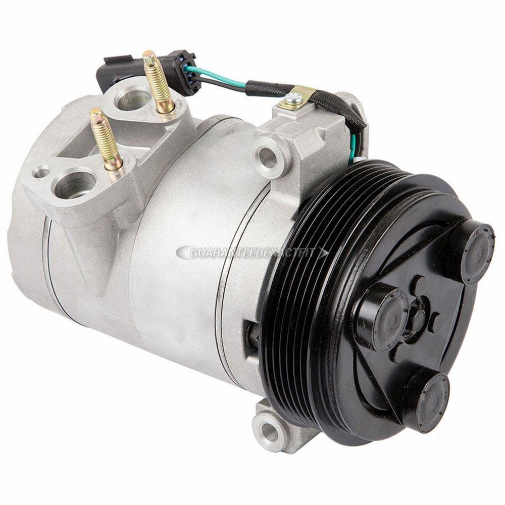 Dodge Nitro                          A/C CompressorA/C Compressor
