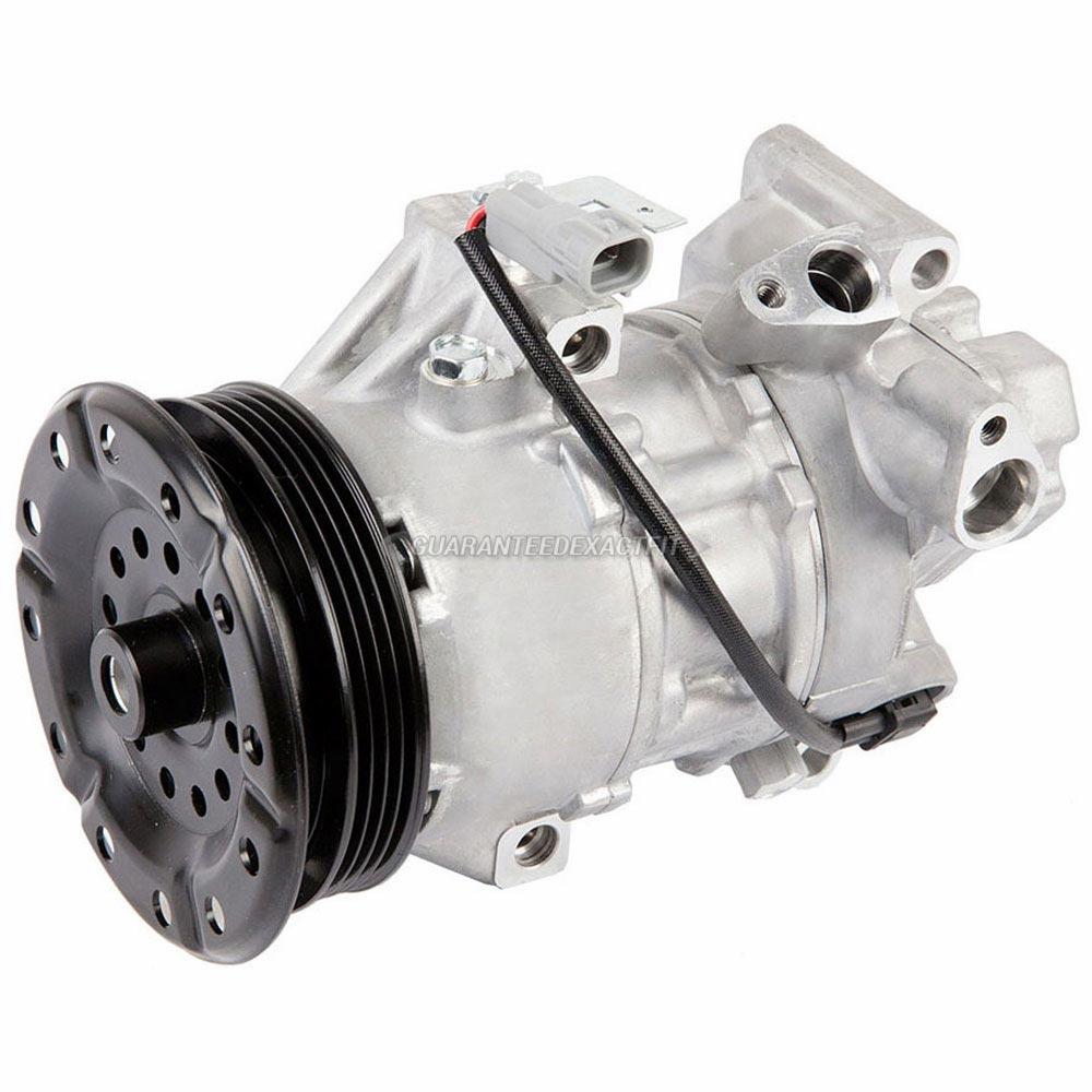 Scion xA                             A/C CompressorA/C Compressor