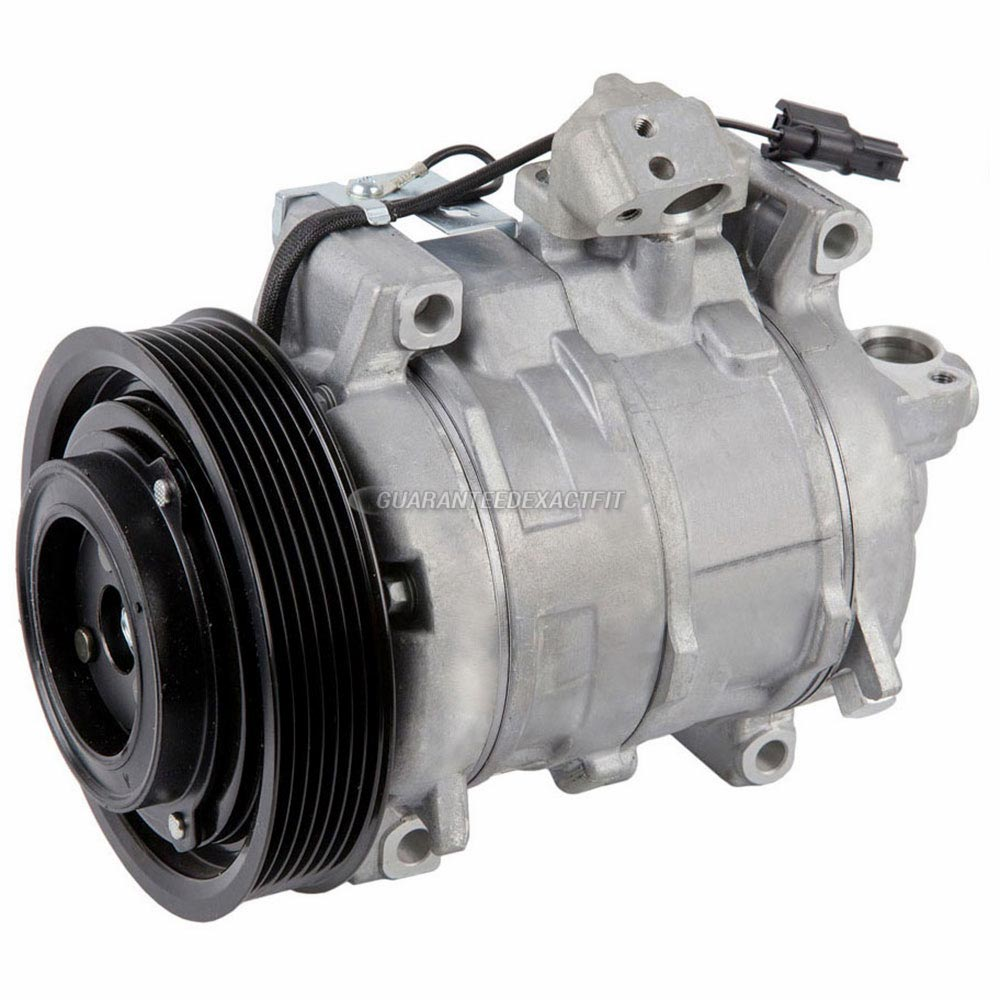 Honda Accord Crosstour A/C Compressor
