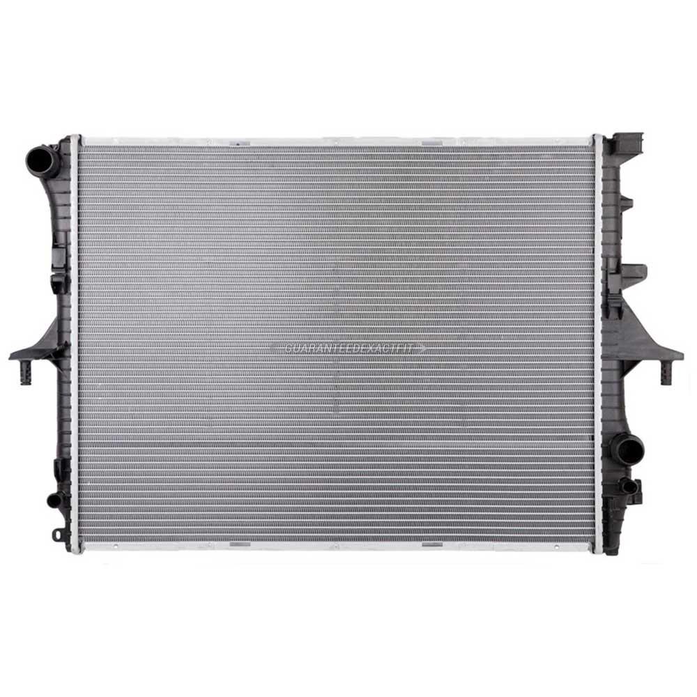 Audi Q7                             RadiatorRadiator