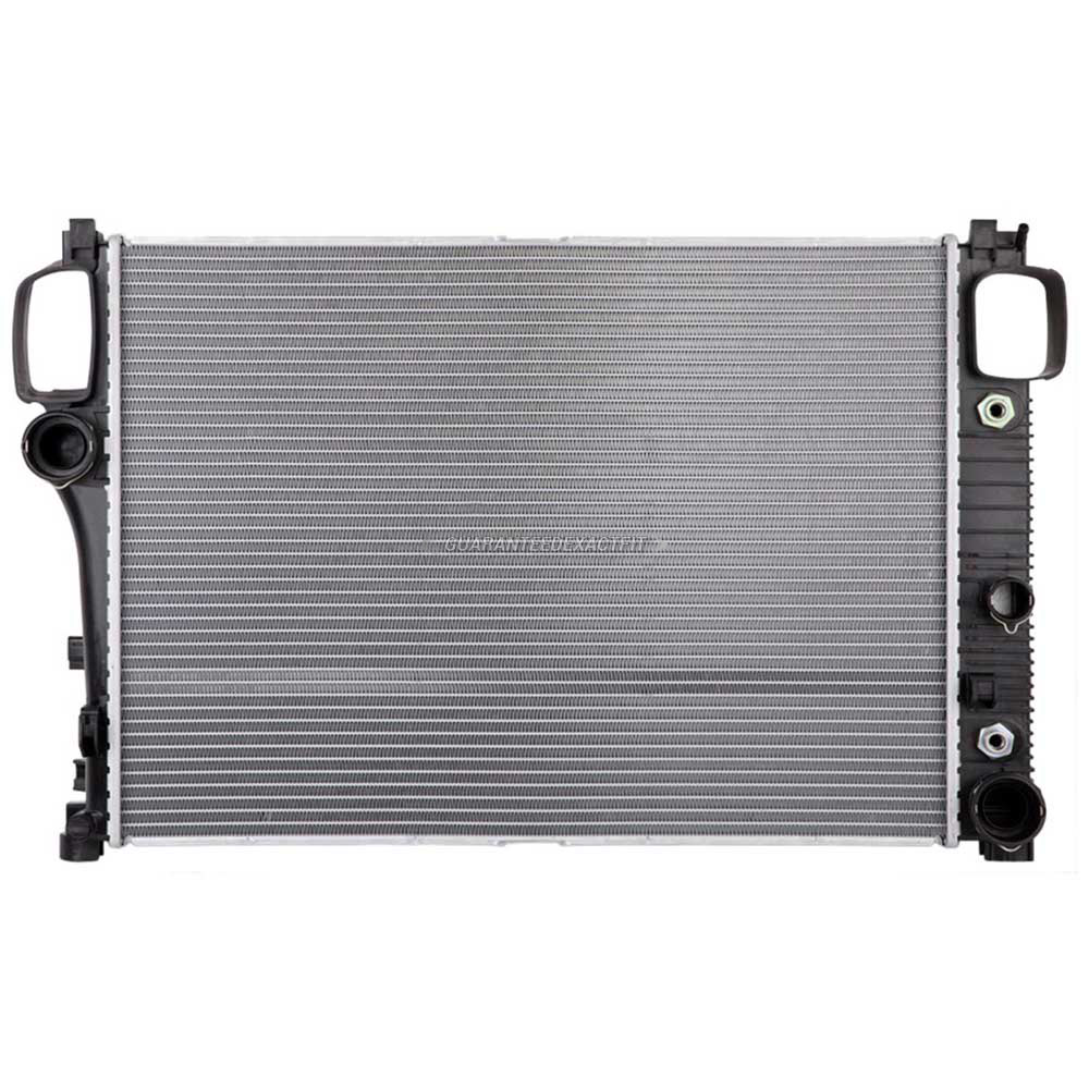 Mercedes_Benz CL550                          RadiatorRadiator