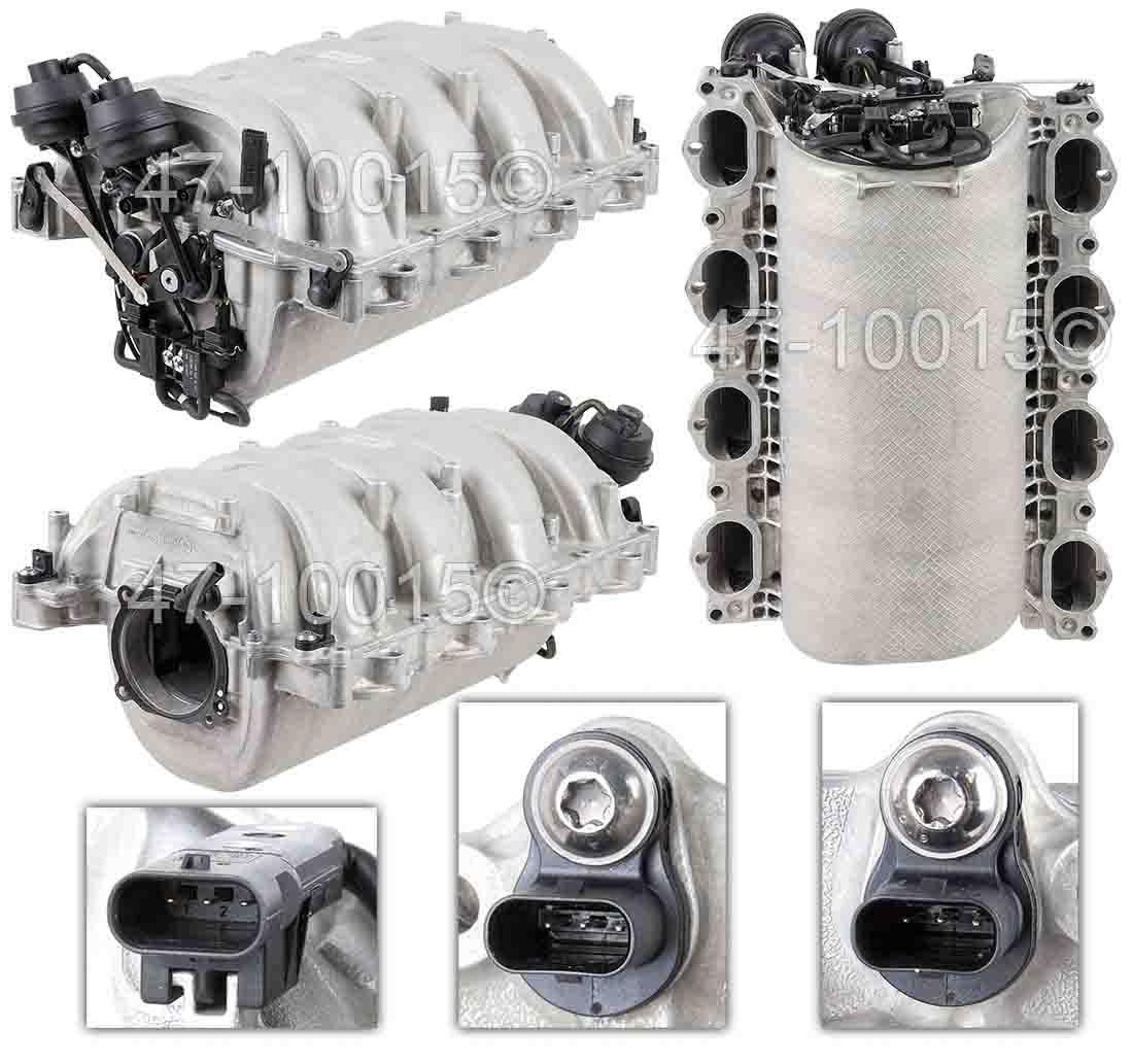 Mercedes_Benz E550                           Intake ManifoldIntake Manifold