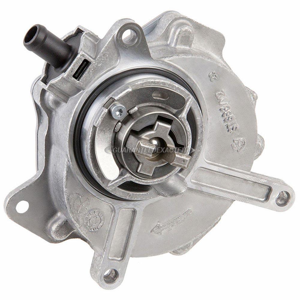 Volkswagen Eos                            Brake Vacuum PumpBrake Vacuum Pump