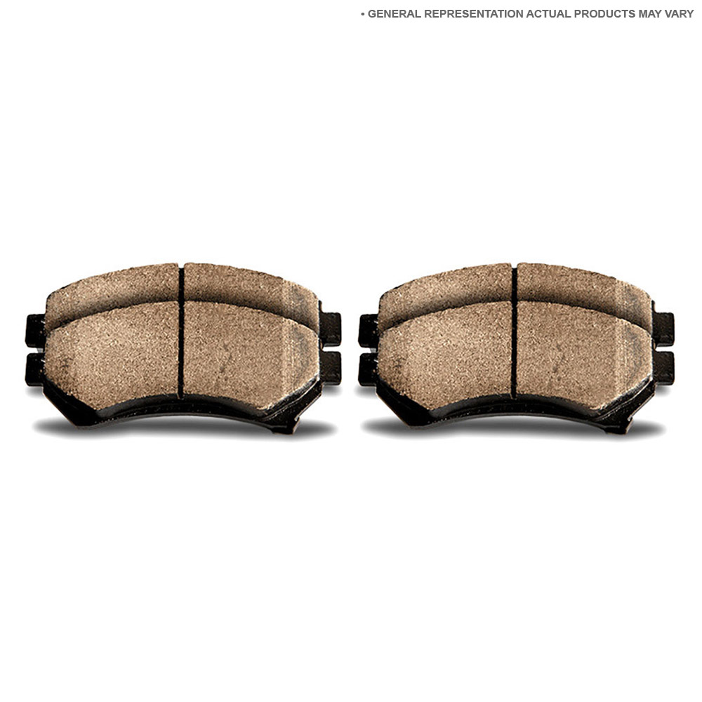 Mercedes_Benz 300CE                          Brake Pad SetBrake Pad Set