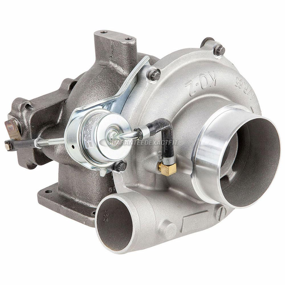 2012 Nissan 2300 Heavy Duty Truck Garrett Turbocharger with OEM Number 14201-Z5778 Turbocharger