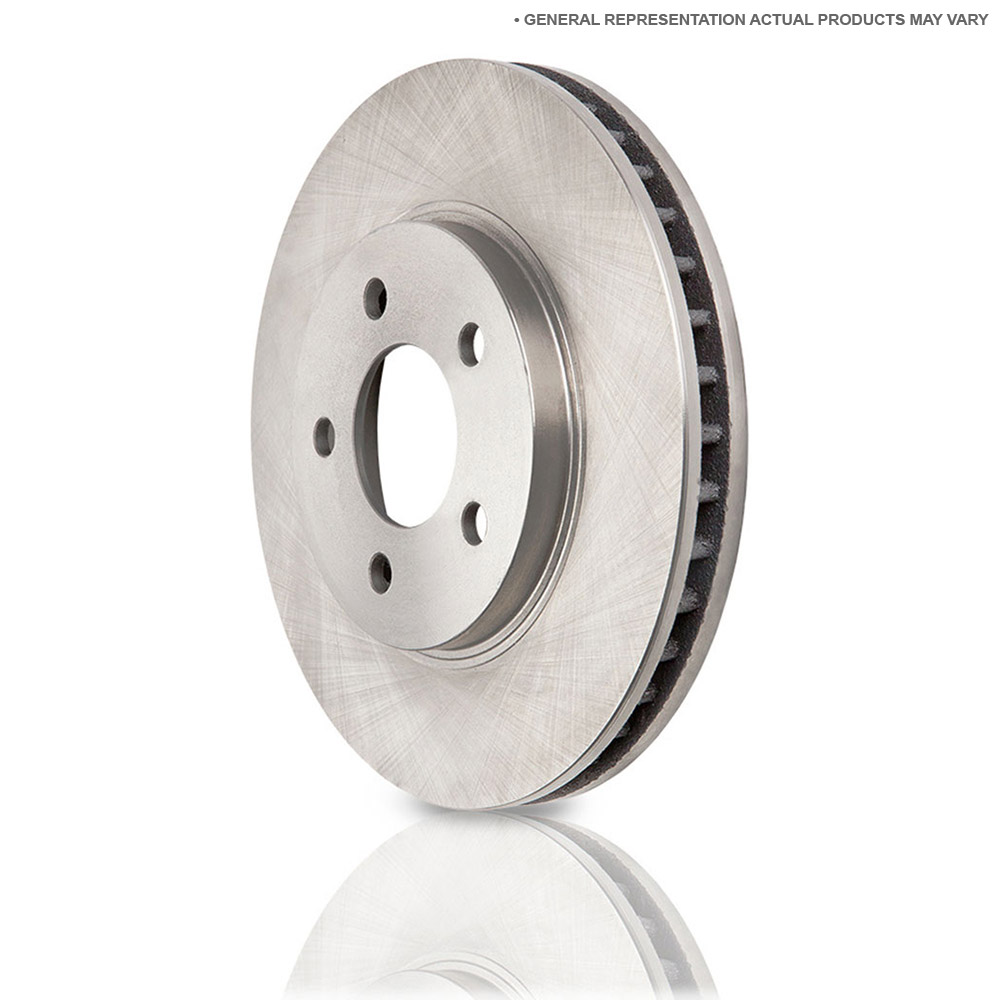 GMC S15 Jimmy                      Brake Disc RotorBrake Disc Rotor