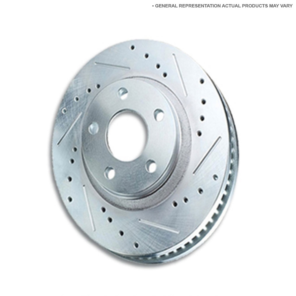 Mercedes_Benz 380SLC                         Brake Disc RotorBrake Disc Rotor