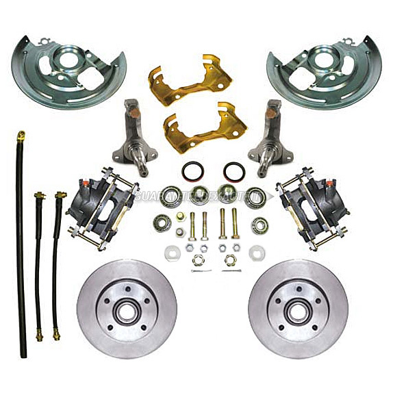 Pontiac Tempest                        Disc Brake Conversion KitDisc Brake Conversion Kit
