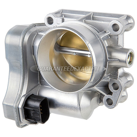 Saab 9-3                            Throttle BodyThrottle Body