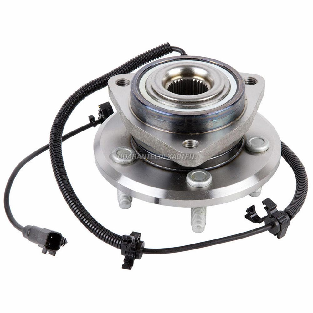 Dodge Nitro                          Wheel Hub AssemblyWheel Hub Assembly