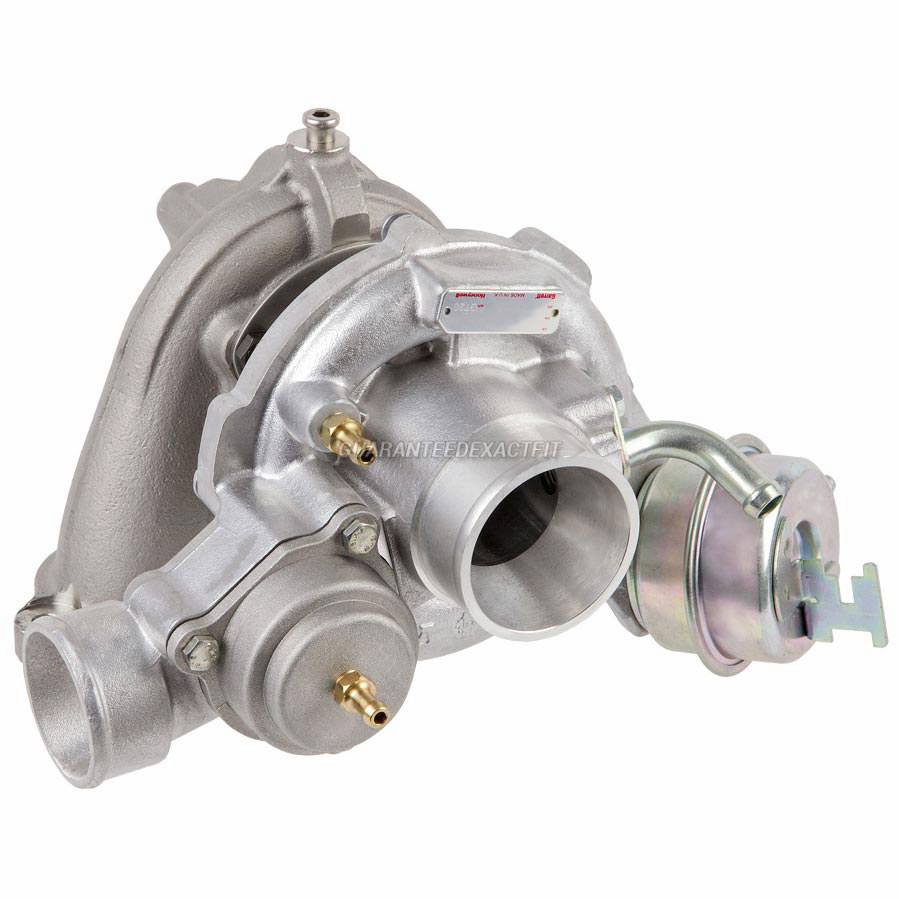 2004 Saab 9-3 2.0L Linear Models Turbocharger