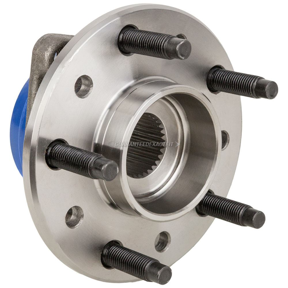 Chevrolet Classic Wheel Hub Assembly Parts From Car Parts