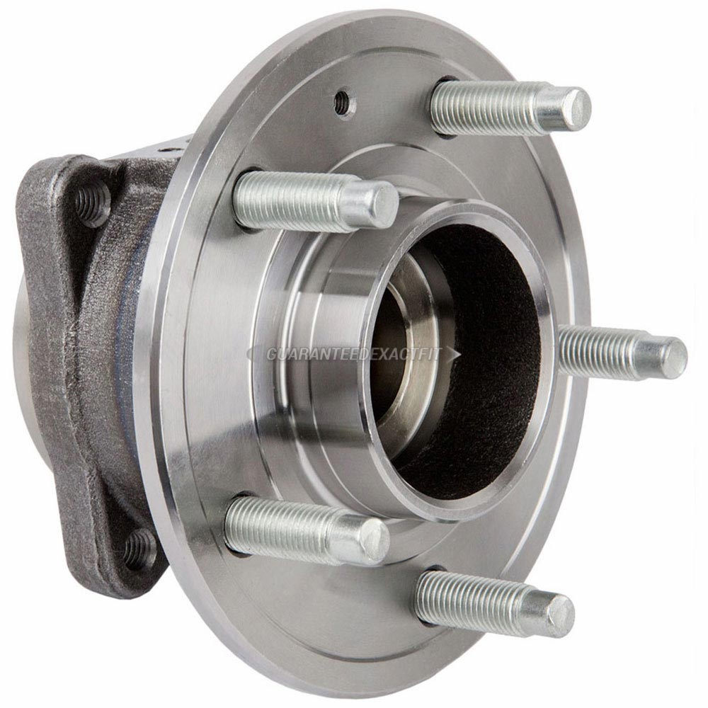 Pontiac Torrent                        Wheel Hub AssemblyWheel Hub Assembly