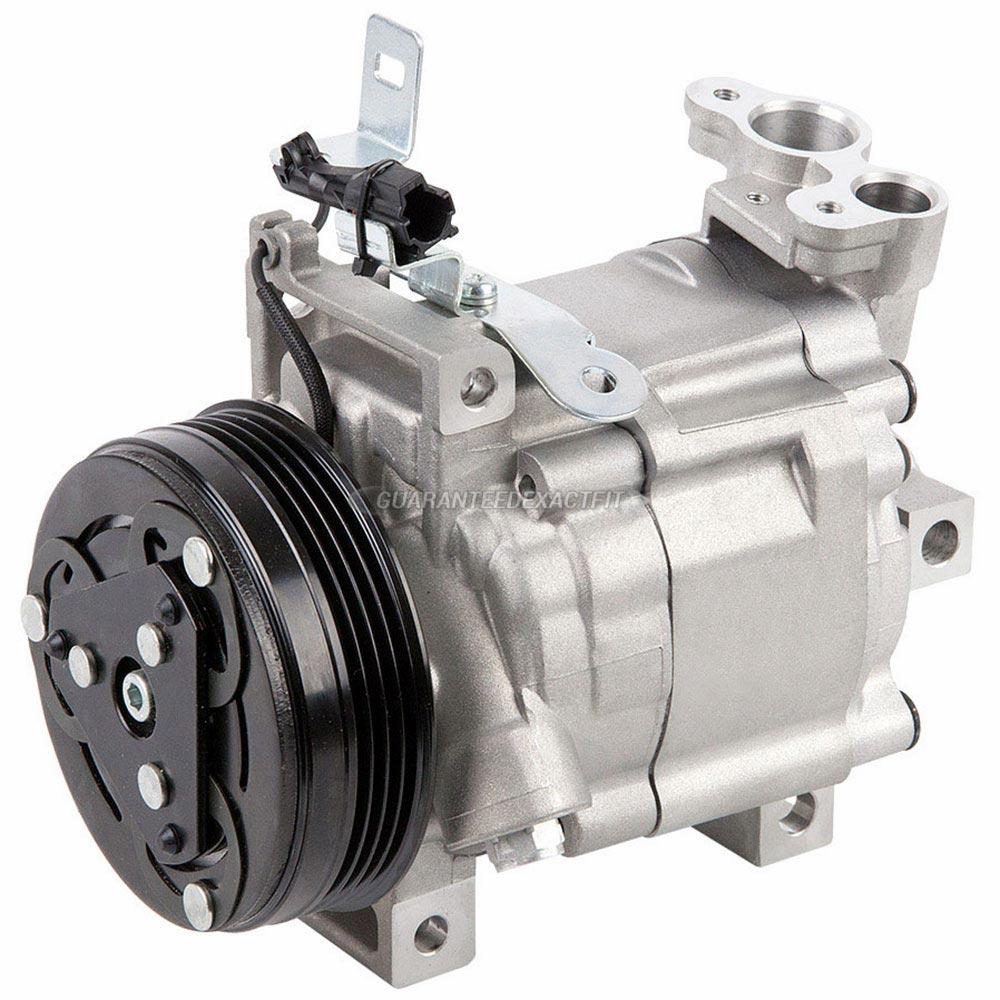 Subaru WRX A/C Compressor