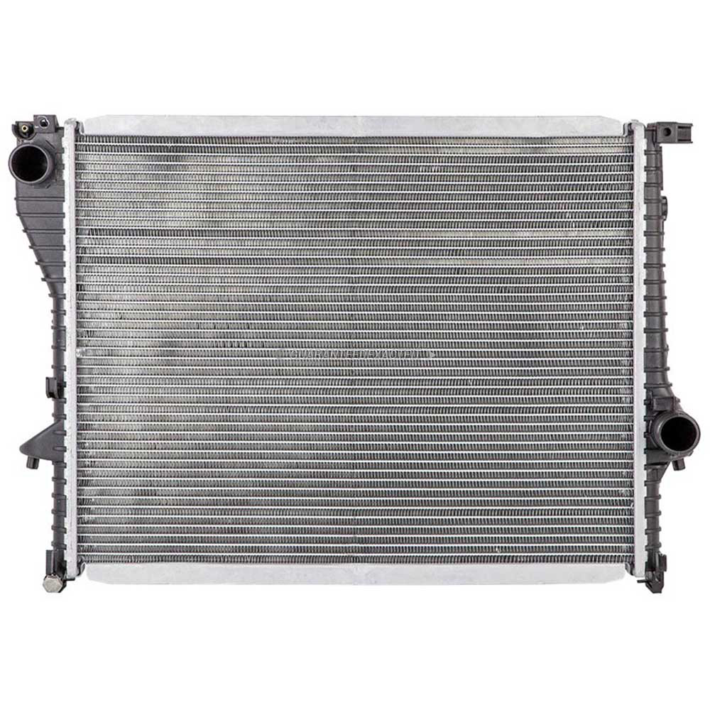 2002 Bmw Z3 Radiator From Car Parts Warehouse Add To Cart