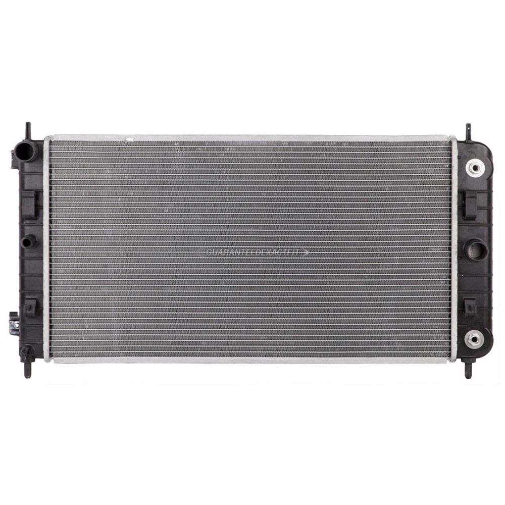 Pontiac G6                             RadiatorRadiator