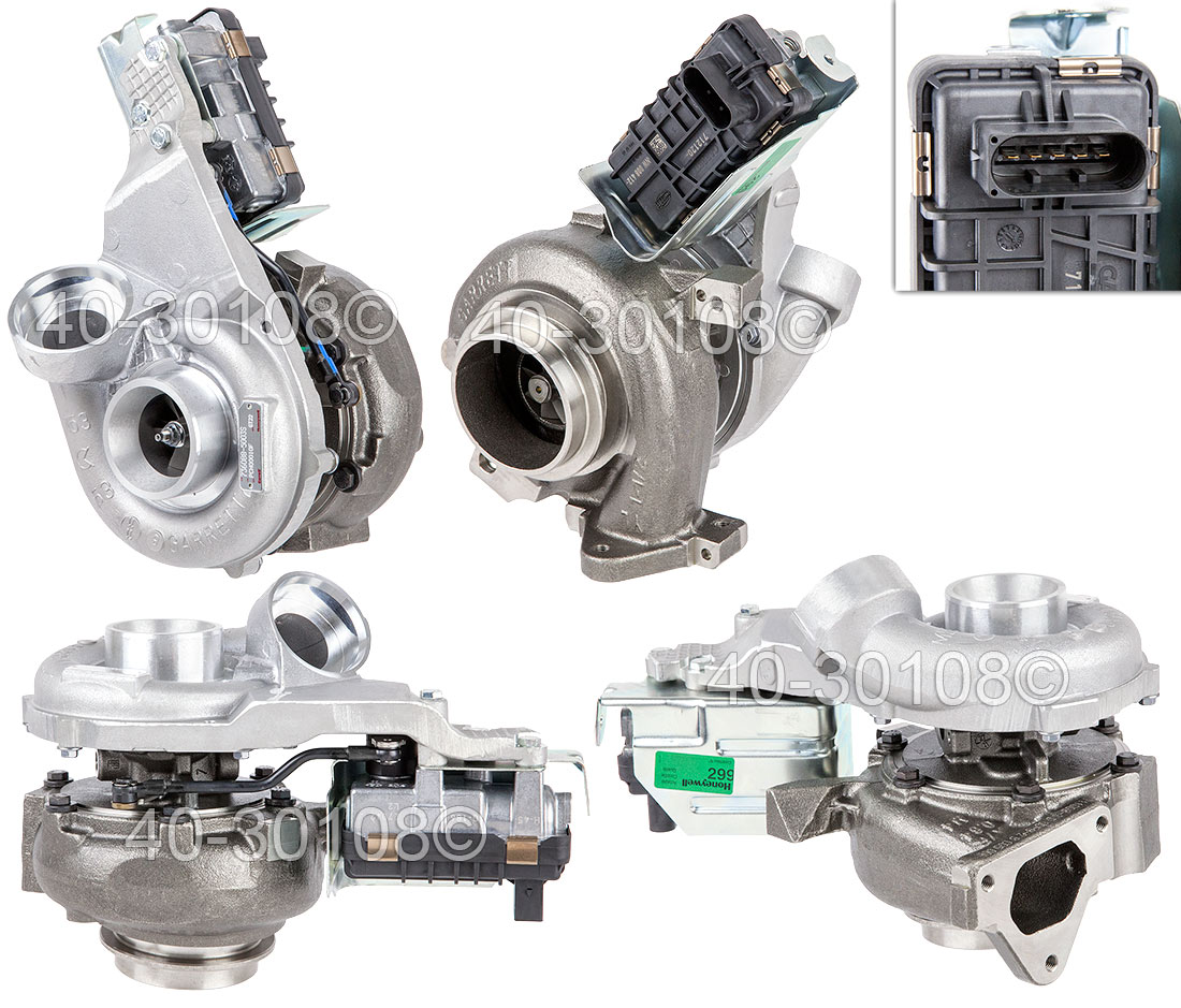 Mercedes_Benz Sprinter Van                   TurbochargerTurbocharger