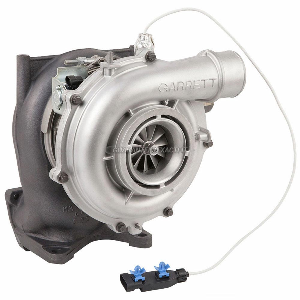 GMC Sierra                         TurbochargerTurbocharger
