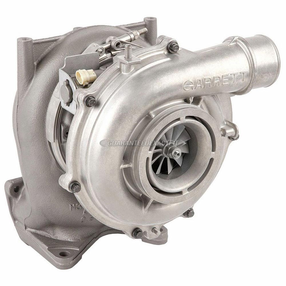 2006 Chevrolet Kodiak 6.6L Diesel LLY Engine Turbocharger