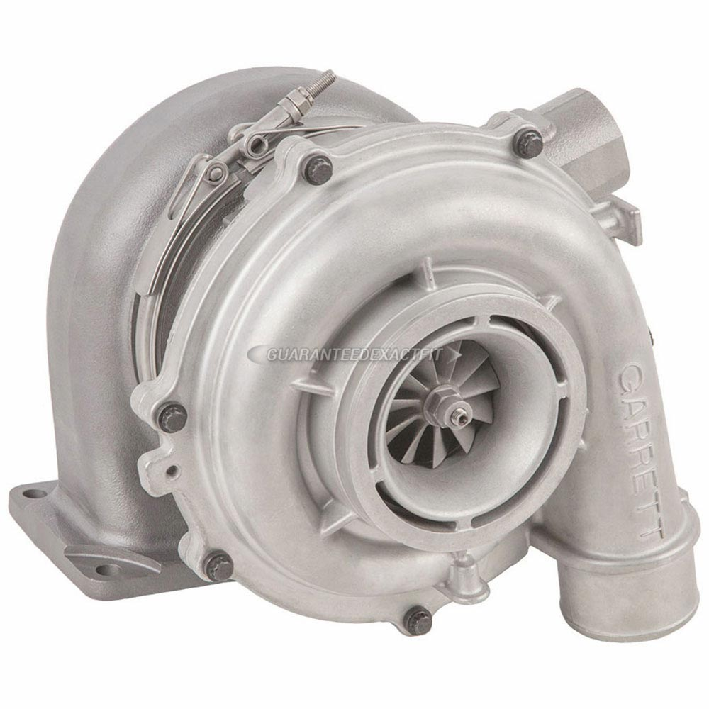 2007 Isuzu F-Series Truck 7.8L Tilt Cab - High Mount Turbocharger [Part Number 8976024982] Turbocharger