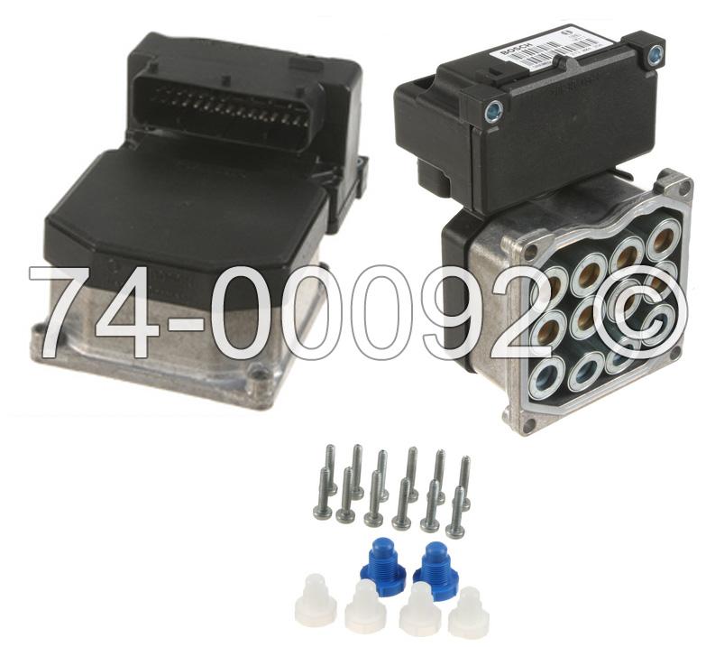 Audi A4                             ABS Control ModuleABS Control Module