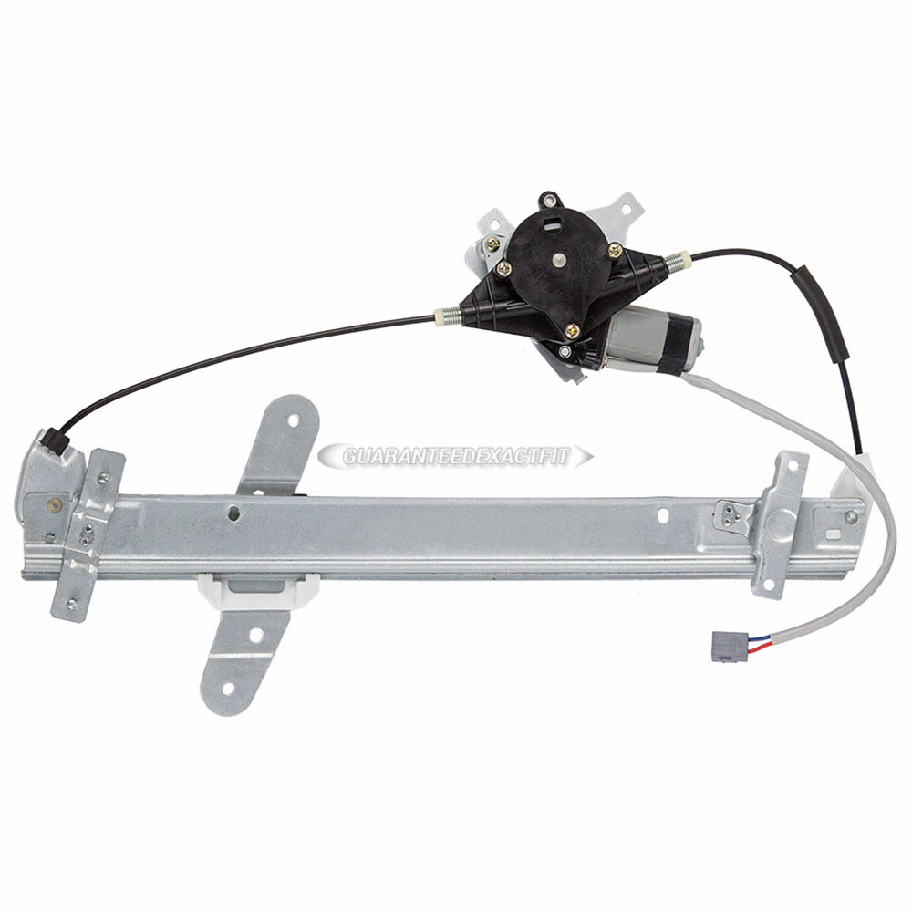 Ford Crown Victoria                 Window Regulator with MotorWindow Regulator with Motor