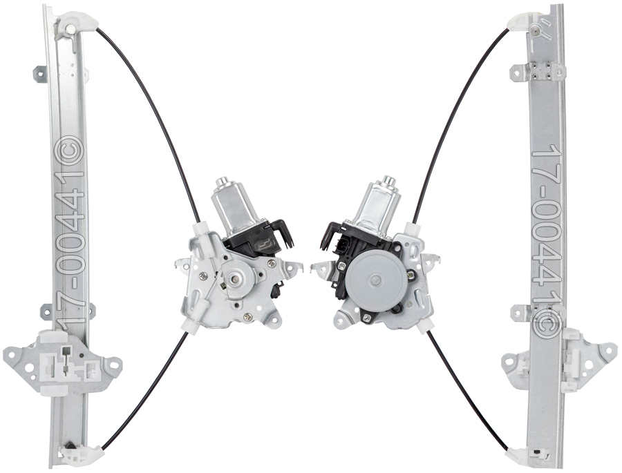 Infiniti I30                            Window Regulator with Motor