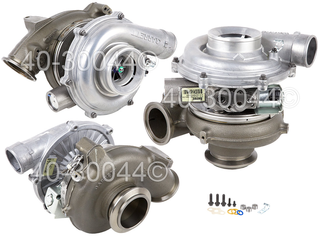 2004 Ford E Series Van 6.0L Diesel Engine Turbocharger