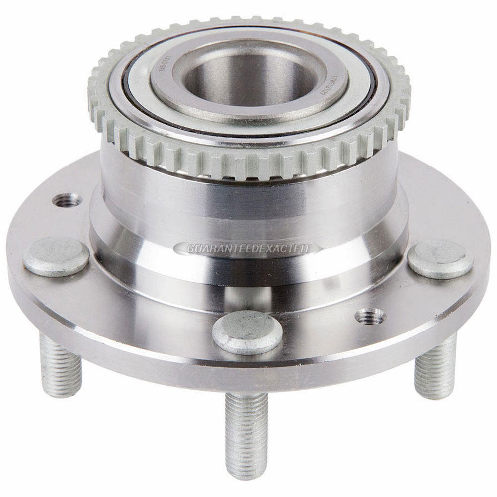 Mazda 929                            Wheel Hub AssemblyWheel Hub Assembly