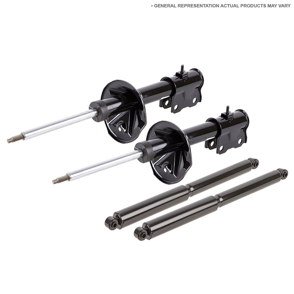 2006 Acura Tl Shock And Strut Set From Car Parts Warehouse: 2006 Hyundai Azera Shock And Strut Set Parts From Car