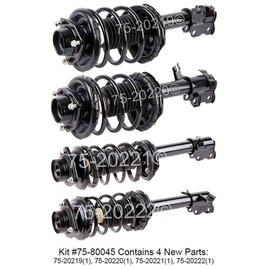 Nissan Altima                         Shock and Strut SetShock and Strut Set