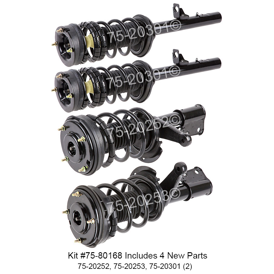 Dodge Intrepid                       Shock and Strut SetShock and Strut Set