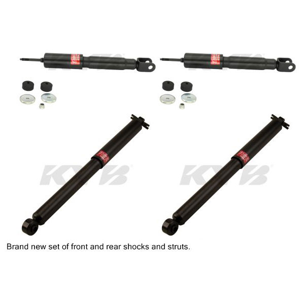 Chevrolet Express Van                    Shock and Strut SetShock and Strut Set