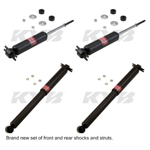 Buick Skyhawk                        Shock and Strut SetShock and Strut Set
