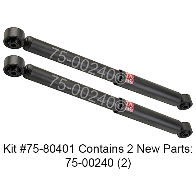 Infiniti QX4                            Shock and Strut SetShock and Strut Set