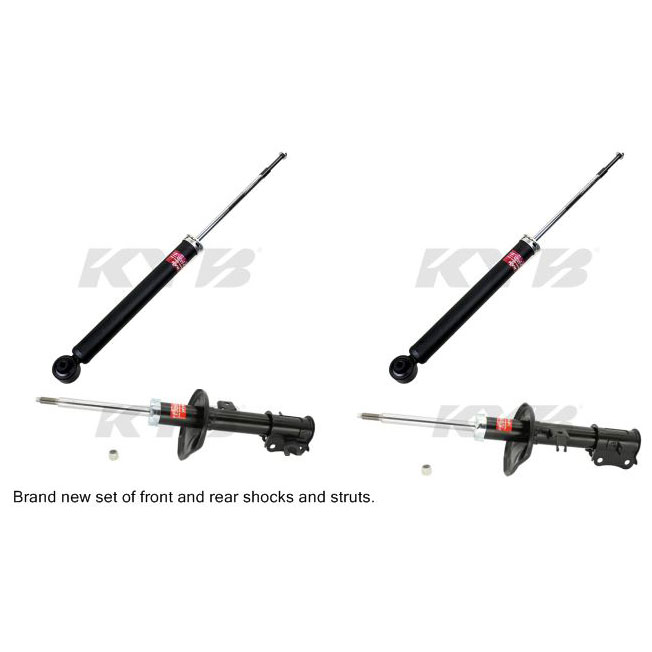 Chevrolet Aveo                           Shock and Strut SetShock and Strut Set