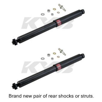 Chevrolet Blazer Full-Size               Shock and Strut SetShock and Strut Set