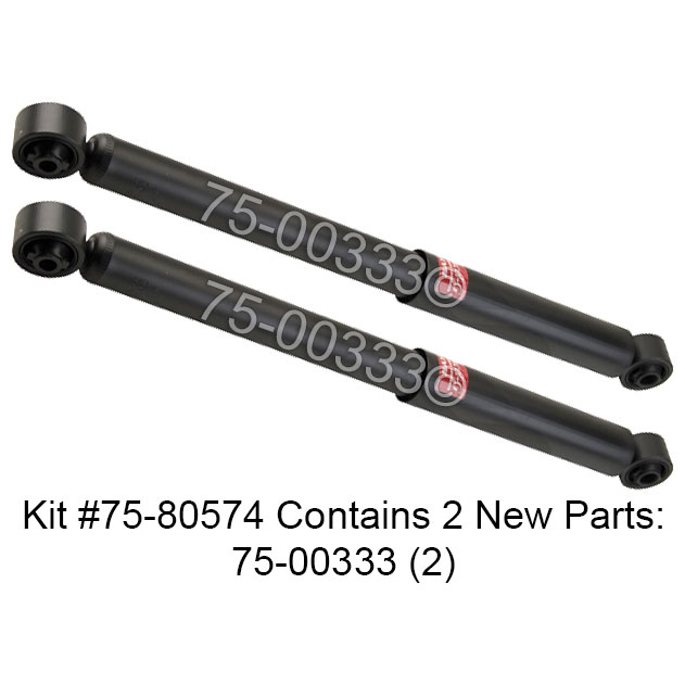 Buick Terraza                        Shock and Strut SetShock and Strut Set