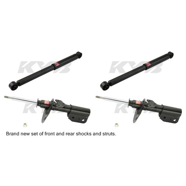 Chevrolet Uplander                       Shock and Strut SetShock and Strut Set