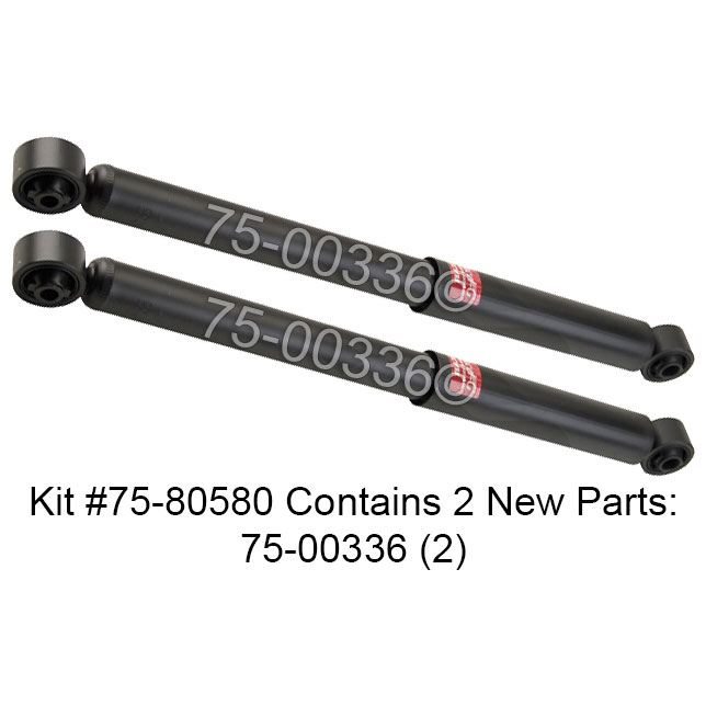 Honda Pilot                          Shock and Strut SetShock and Strut Set
