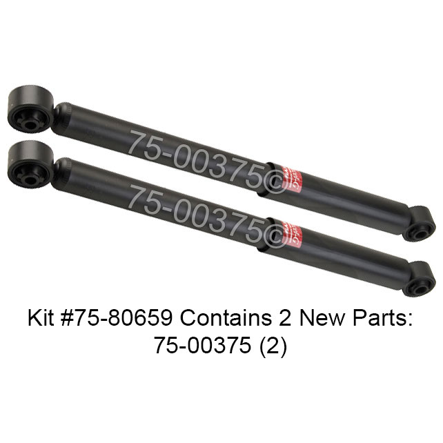 Jeep Liberty                        Shock and Strut SetShock and Strut Set