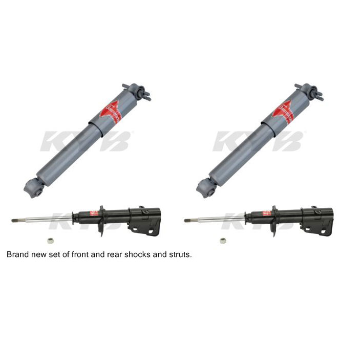 Pontiac Fiero                          Shock and Strut SetShock and Strut Set