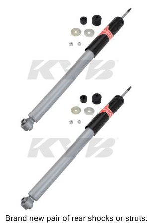 Mercedes_Benz E420                           Shock and Strut SetShock and Strut Set