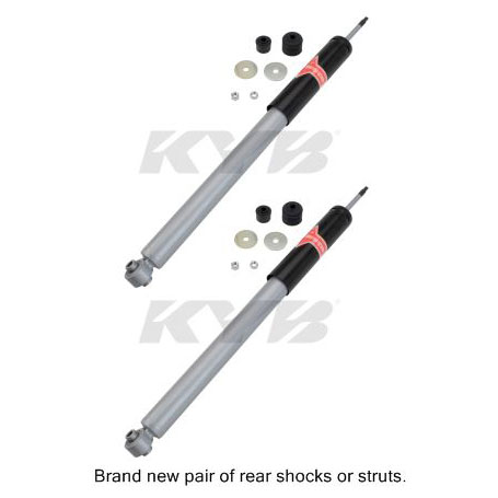 Mercedes_Benz SLK230                         Shock and Strut SetShock and Strut Set